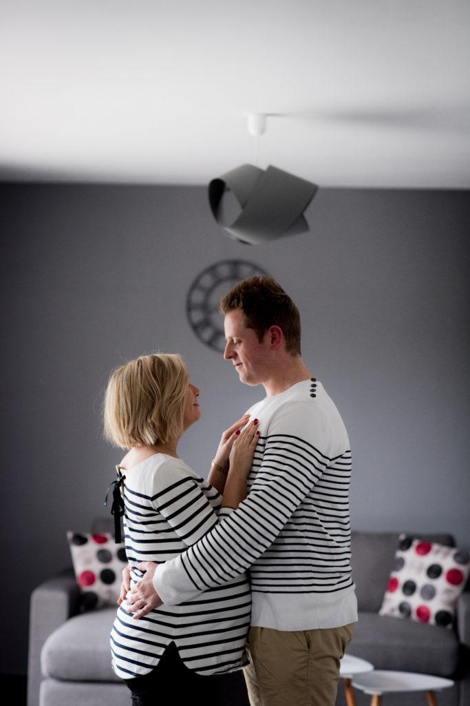 Séance Maternité - Couple - Lovessession