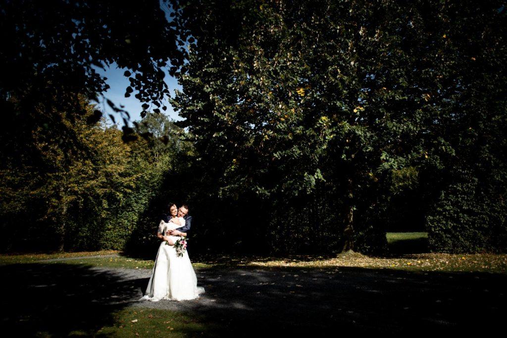parc d'enghien - couple - Photographe de mariage - La ferme du Grand MArcha - MAirage enghien - Photographe Enghien