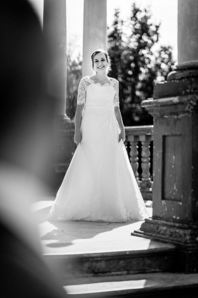 mariée - Photographe de mariage - La ferme du Grand MArcha - MAirage enghien - Photographe Enghien