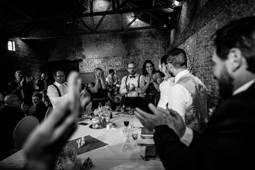 Soirée - Dance floor - Photographe de mariage - La ferme du Grand MArcha - MAirage enghien - Photographe Enghien