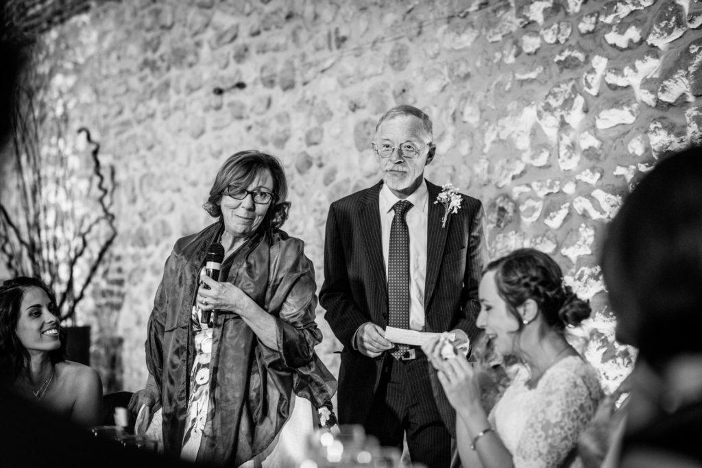 Discours - maman - Photographe de mariage - La ferme du Grand MArcha - MAirage enghien - Photographe Enghien