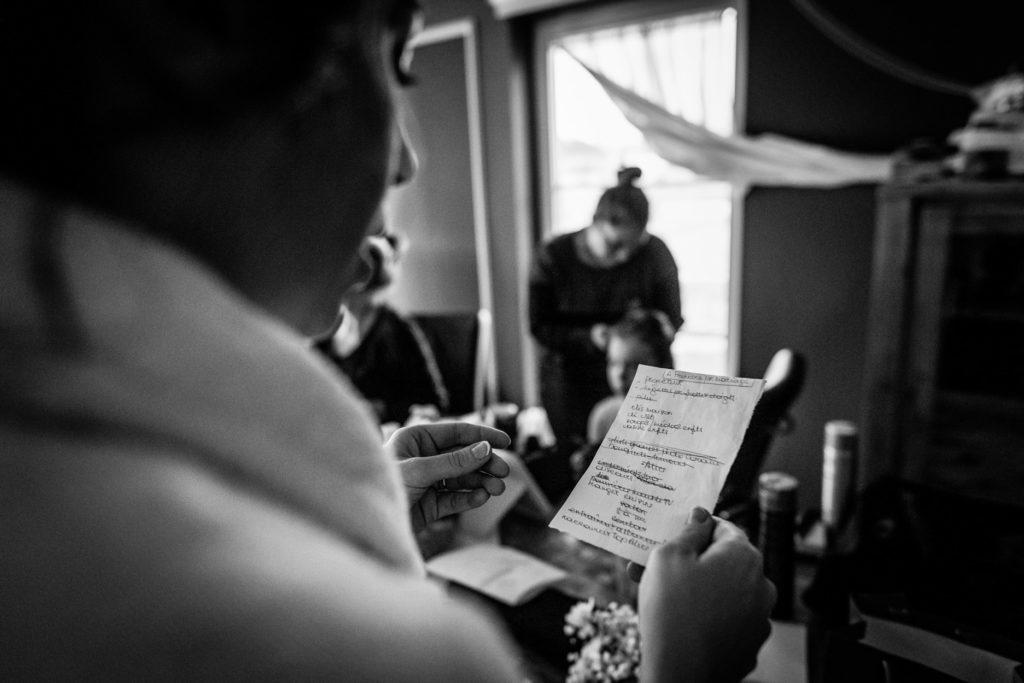 discours - Préparatifs - Photographe de mariage - La ferme du Grand MArcha - MAirage enghien - Photographe Enghien