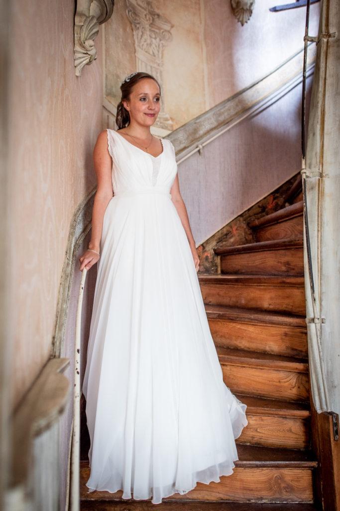 fille de Xavier Gossuin Mariage