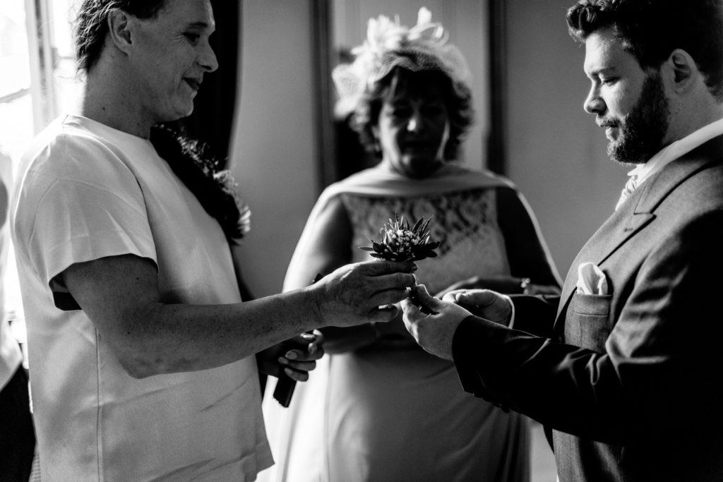Mariage à Tournai - danses & Cie
