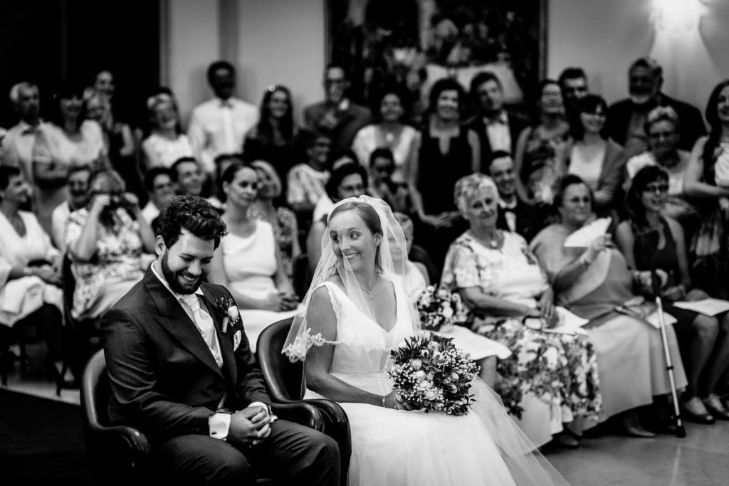 Mariage civil Tournai