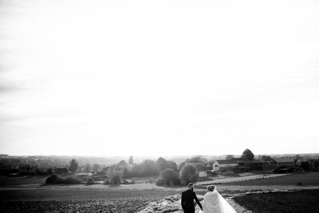 Mariage au Mont Saint Aubert